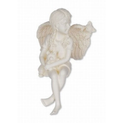 Angel Star Shelf Sitter Angel Hang in There