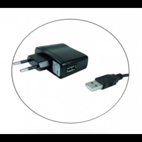 Adapter 6 Volt voor USB kabel LED zoutlampen
