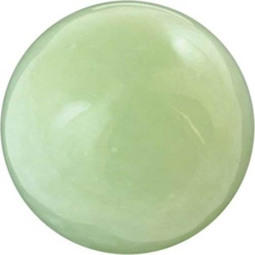 Edelsteen bol Jade 3 cm