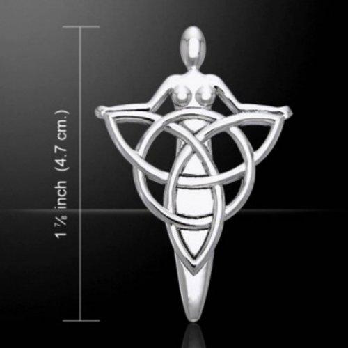 danu goddess pendant