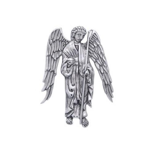 Engel hanger zilver Raphael