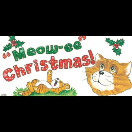Bordje Meow ee Christmas