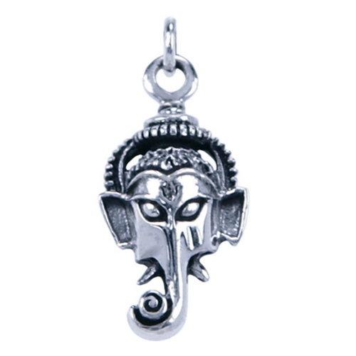 Ganesha zilver hanger