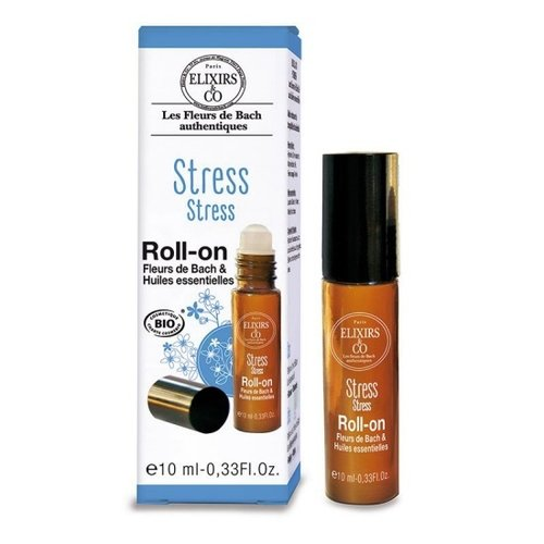 Bach roll on stress
