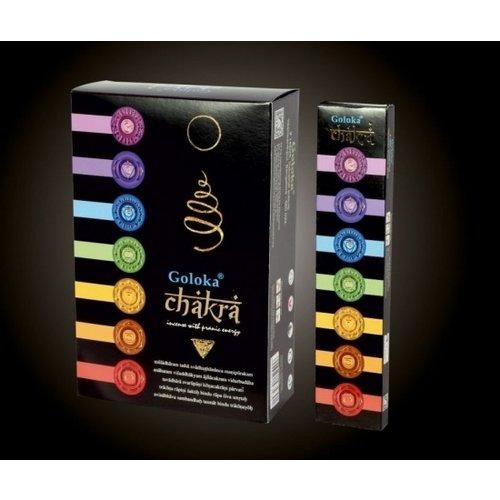 Goloka mystirious black chakra