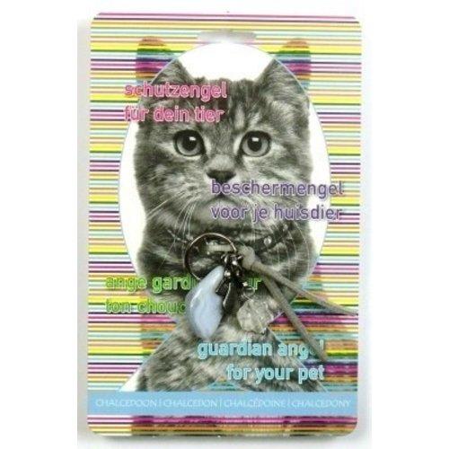 Beschermengel kat chalcedoon