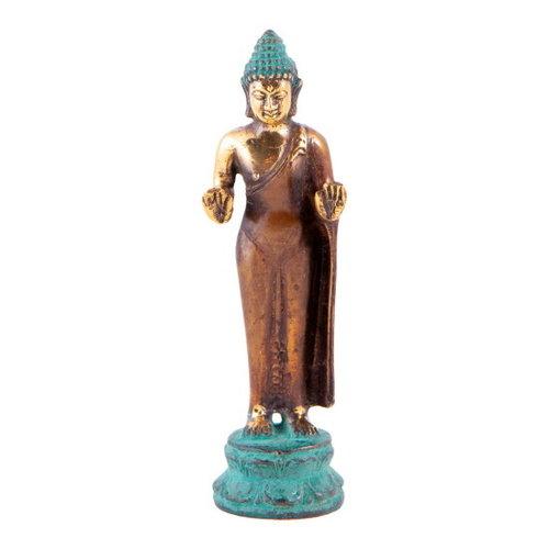 Boeddha brons antiek stijl
