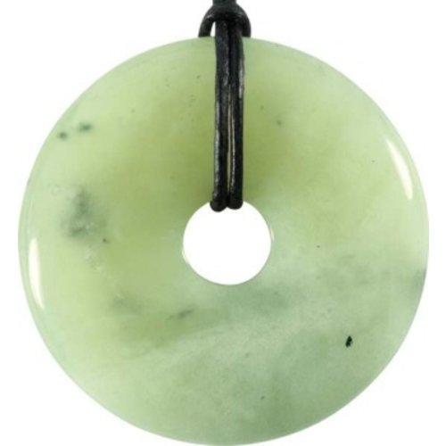 Donut Chinese Jade 5 cm