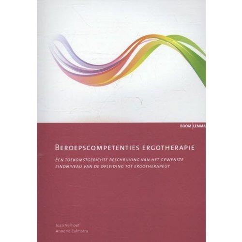 Beroepscompetenties ergotherapie