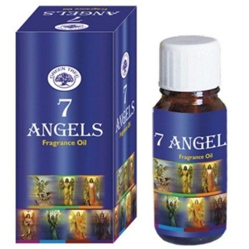 7 Angels olie