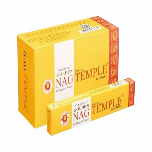 Golden Nag Temple 15 gram