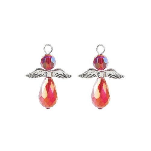 Engel hanger rood