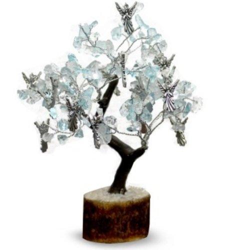 Geluksboom160 steentjes met engeltjes