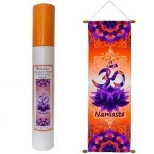 Banner namaste