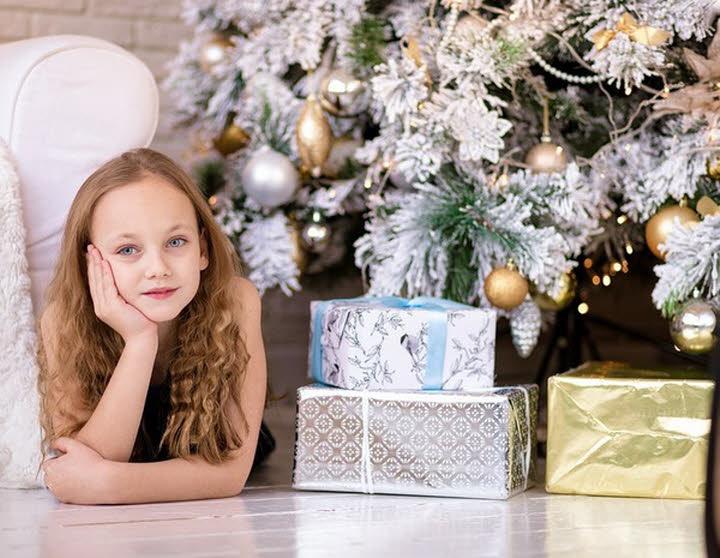 Kinderboek Kerst