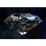 Kristallen diamanten