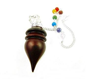 Houten pendel