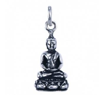 Boeddha sieraden zilver