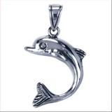 Dolfijn sieraden zilver