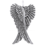 Engel vleugel zilver