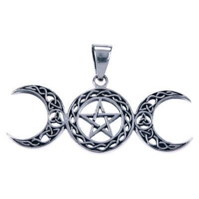 Heksen en wicca zilver