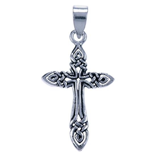 Kruis van zilver
