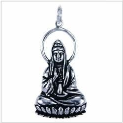 Kwan Yin zilver
