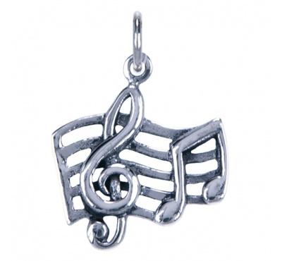 Muziekinstrumenten zilver