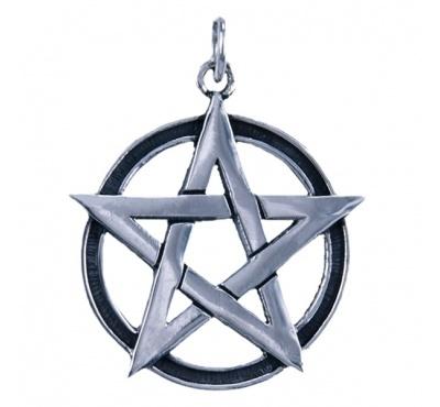 Pentagram zilver