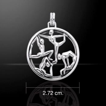 Yoga zilver