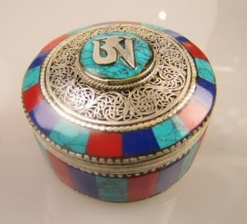 Tibetaanse doosjes