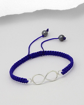 Armband Infinity symbool
