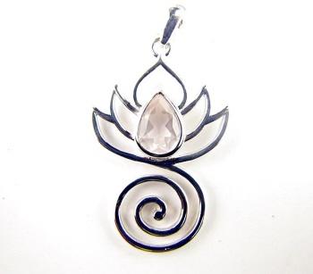 Sieraad lotus