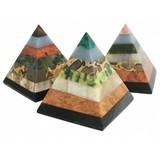 Piramide edelsteen