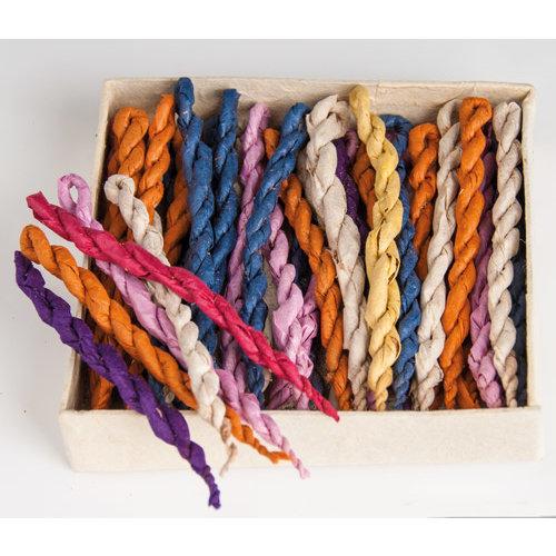 Draadwierook gemixte kleuren