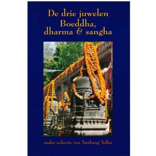 Drie juwelen boeddha dharma en sangha