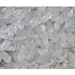 Bergkristal met punt 1000 gram