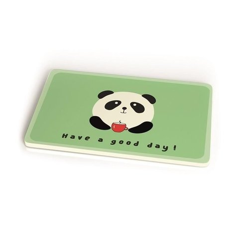 Bamboe ontbijtplankje Panda