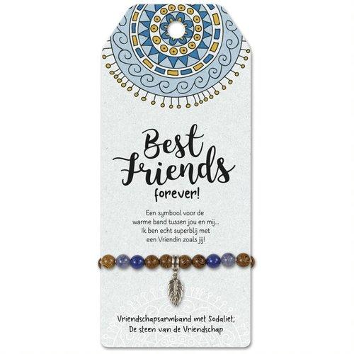 Vriendschapsarmband best friends