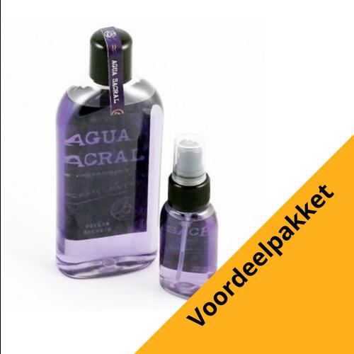 Agua Sacral en spray voordeelpakket