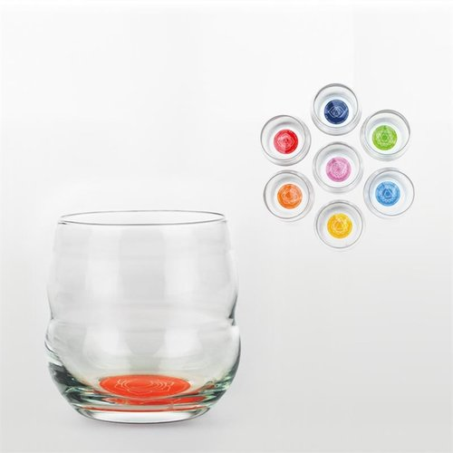 Chakra drinkglazen set Nature Design