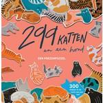 299 katten en 1 hond puzzel