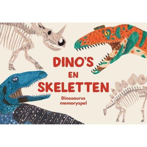 Dinos en skeletten
