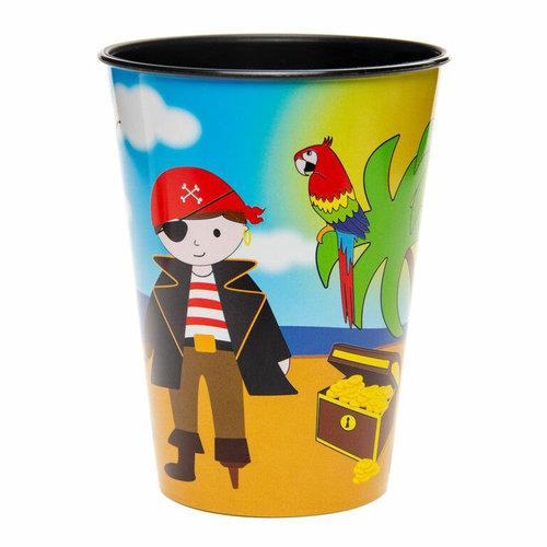 Drinkbeker piraat