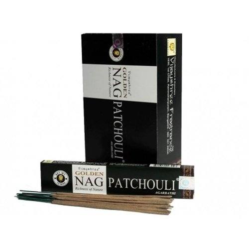 Wierook Golden Nag Patchouli