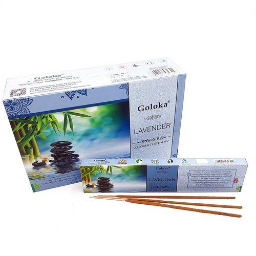 Goloka Aromatherapy Lavender Masala
