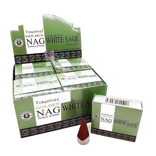 Golden Nag White Sage Kegel