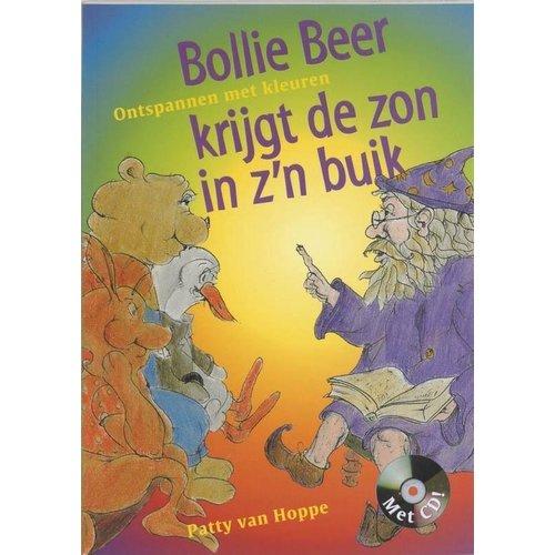 Bollie Beer krijgt de zon in z'n buik