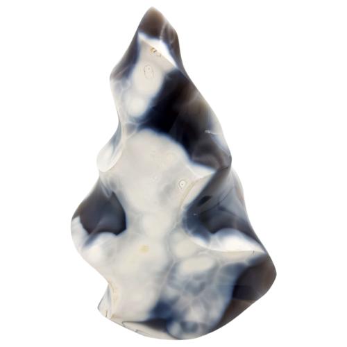Agaat eeuwige vlam 1035 gram