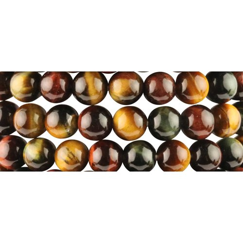 Armband Tijgeroog  3 kleuren